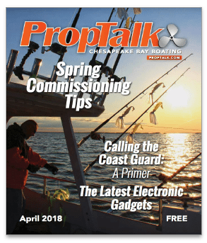 Proptalk Magazine cover