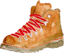 Cartoon image of a boot
