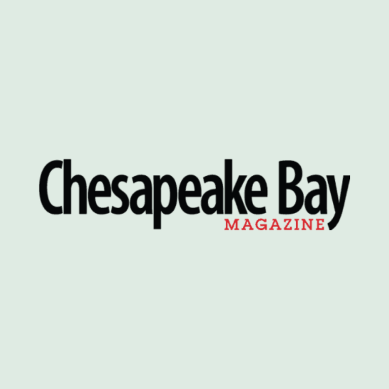 Chesapeake Bay Mag logo
